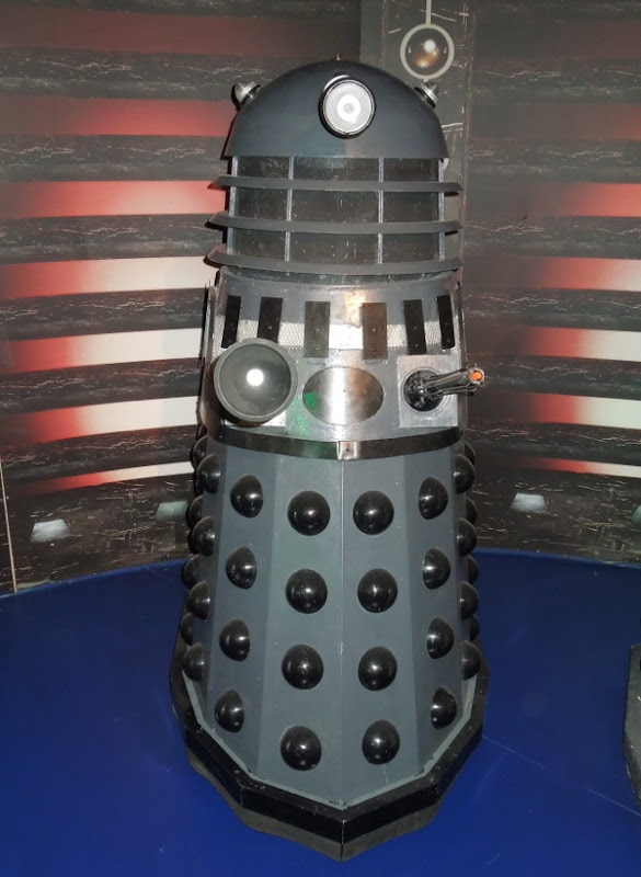 Resurrection of Daleks prop Dr who