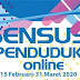 Mulai Besok BPS Gelar Sensus Penduduk Secara Online