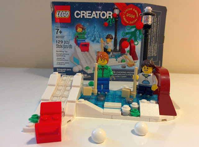set LEGO 40107