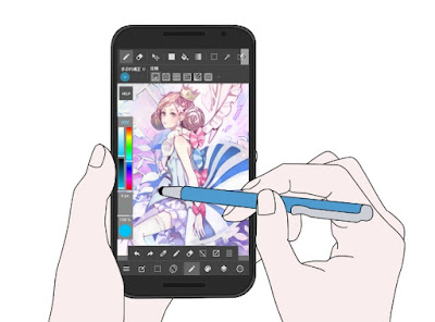 download medibang paint pro android