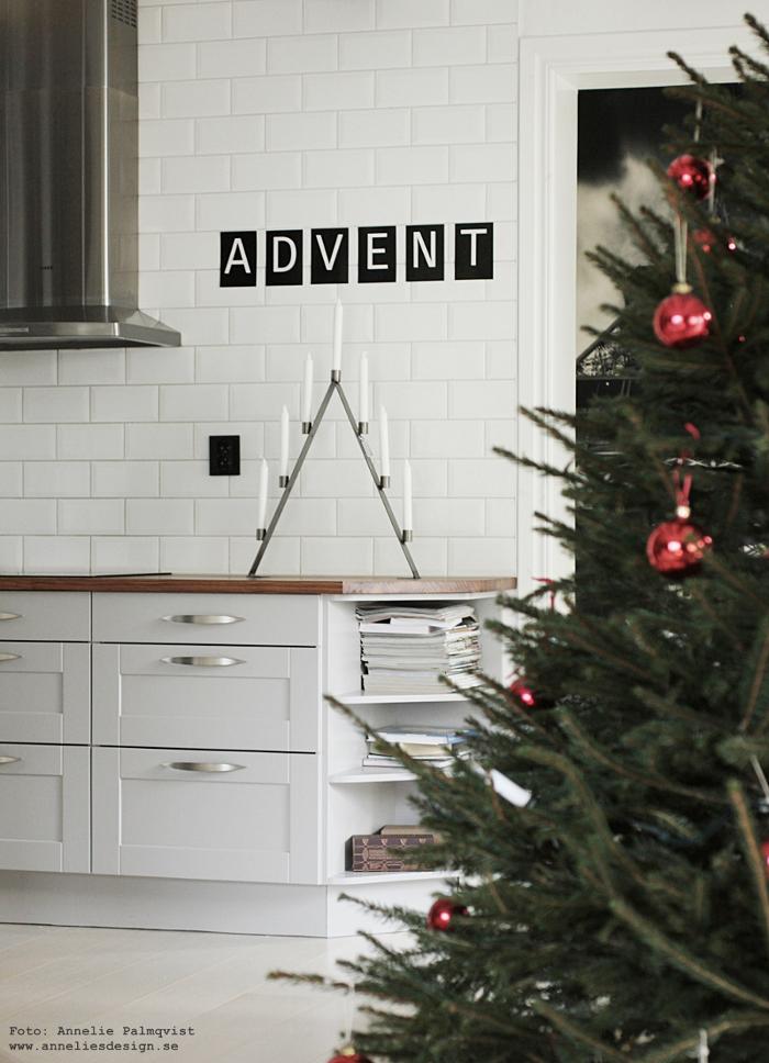 annelies design, webbutik, adventsljusstake, advent, bokstäver, vykort, kök, julgran, jul, julen, industriellt, industristil, ljusstake, grafitgrå,