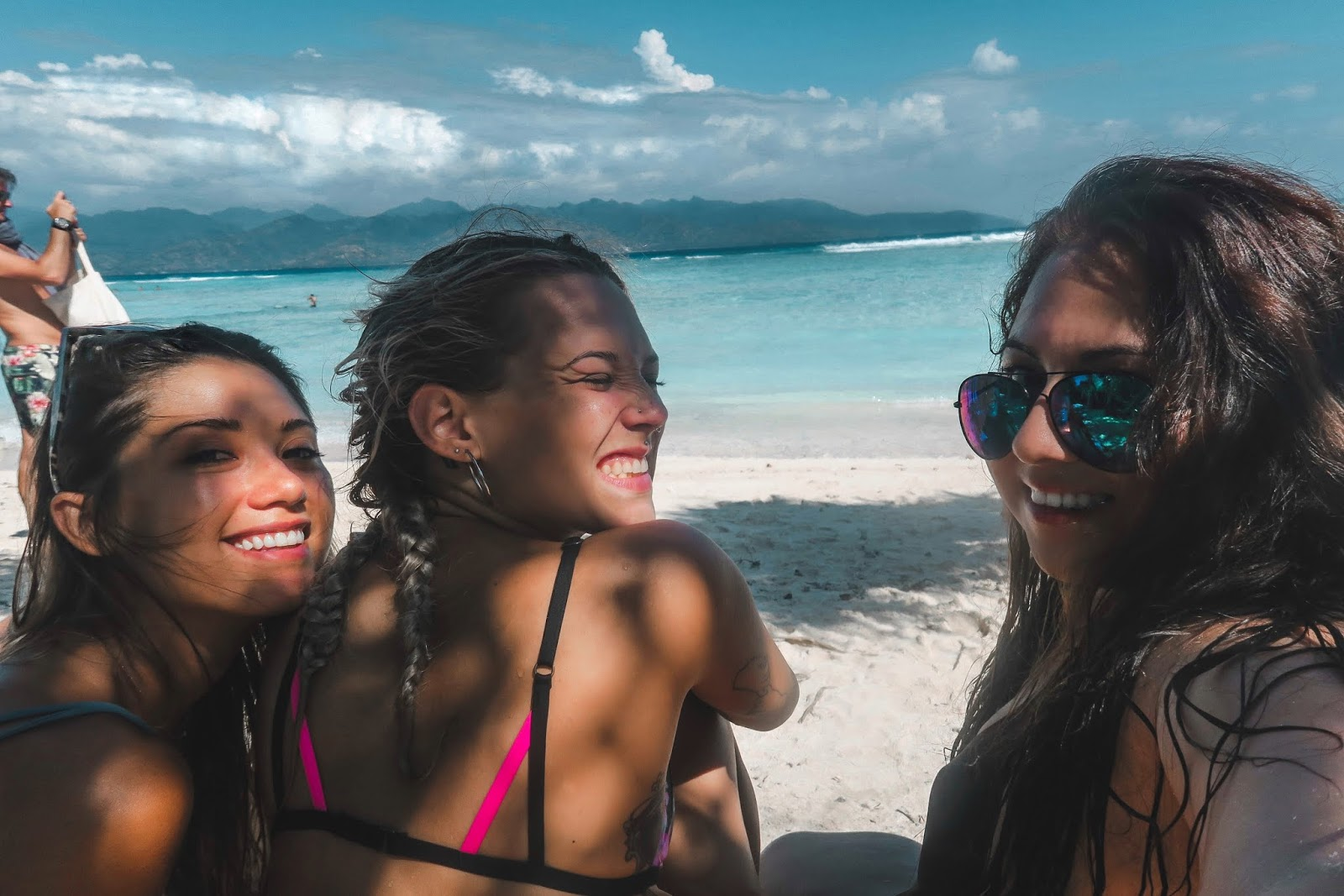 Girls Trip to Bali Indonesia