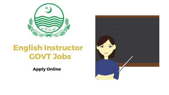 English Instructor Job 2020 - Apply Online FPSC Jobs