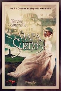 Reseña: El mapa de tus sueños de Teresa Cameselle