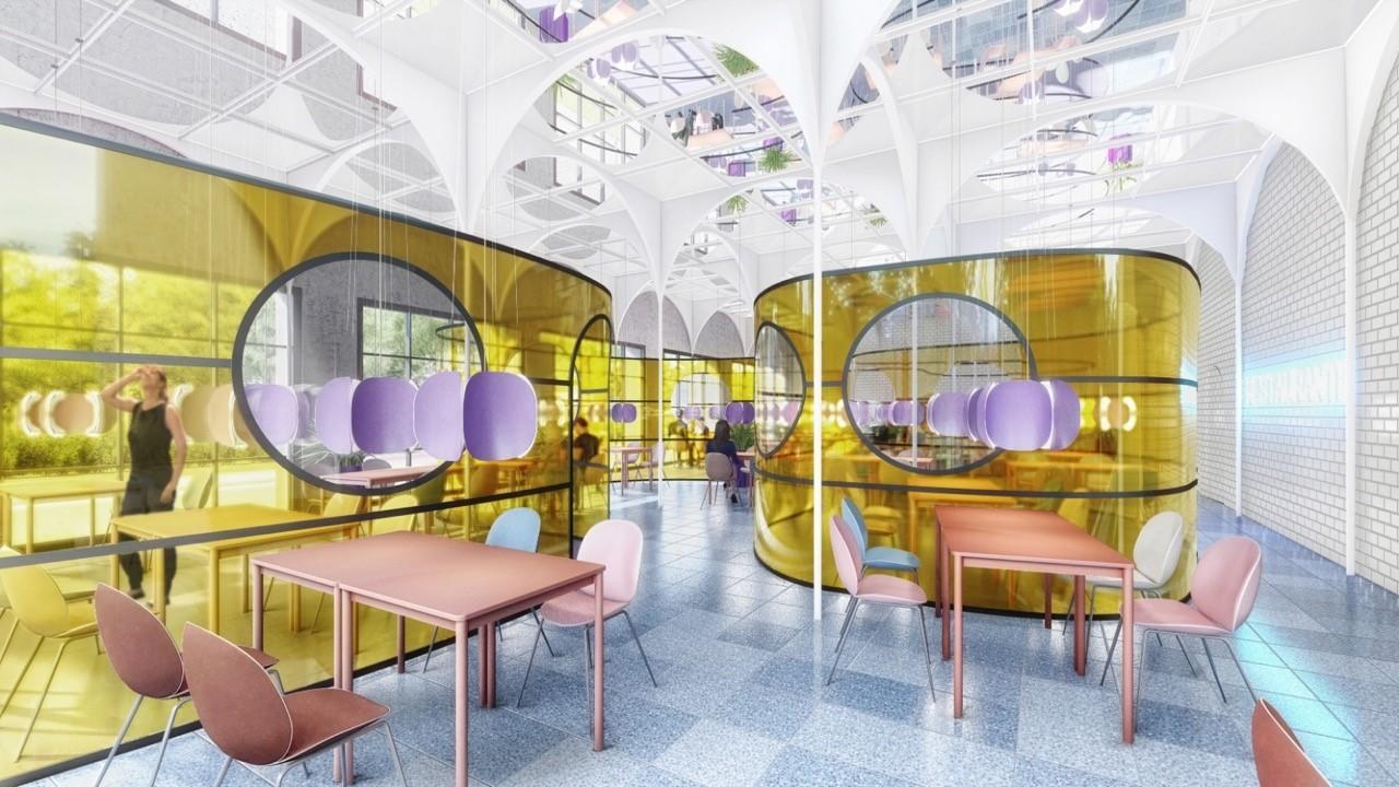 El primer restaurante Covid-19 free de España diseñado por argentinos