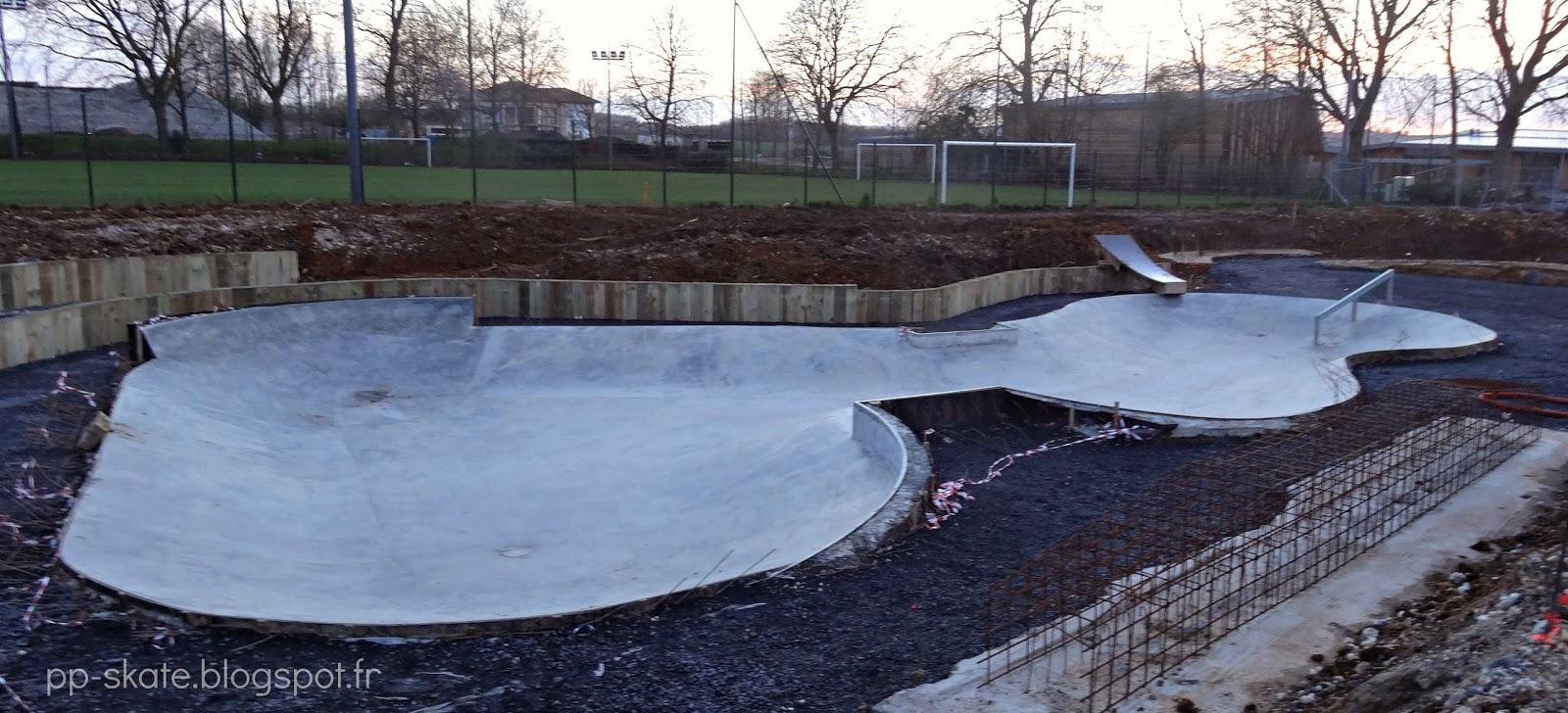 skatepark bowl bruay la buissiere