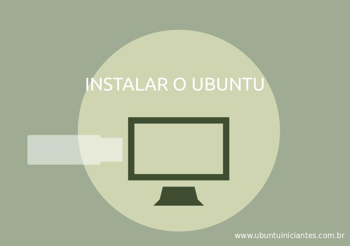 preparar para instalar o ubuntu linux no computador