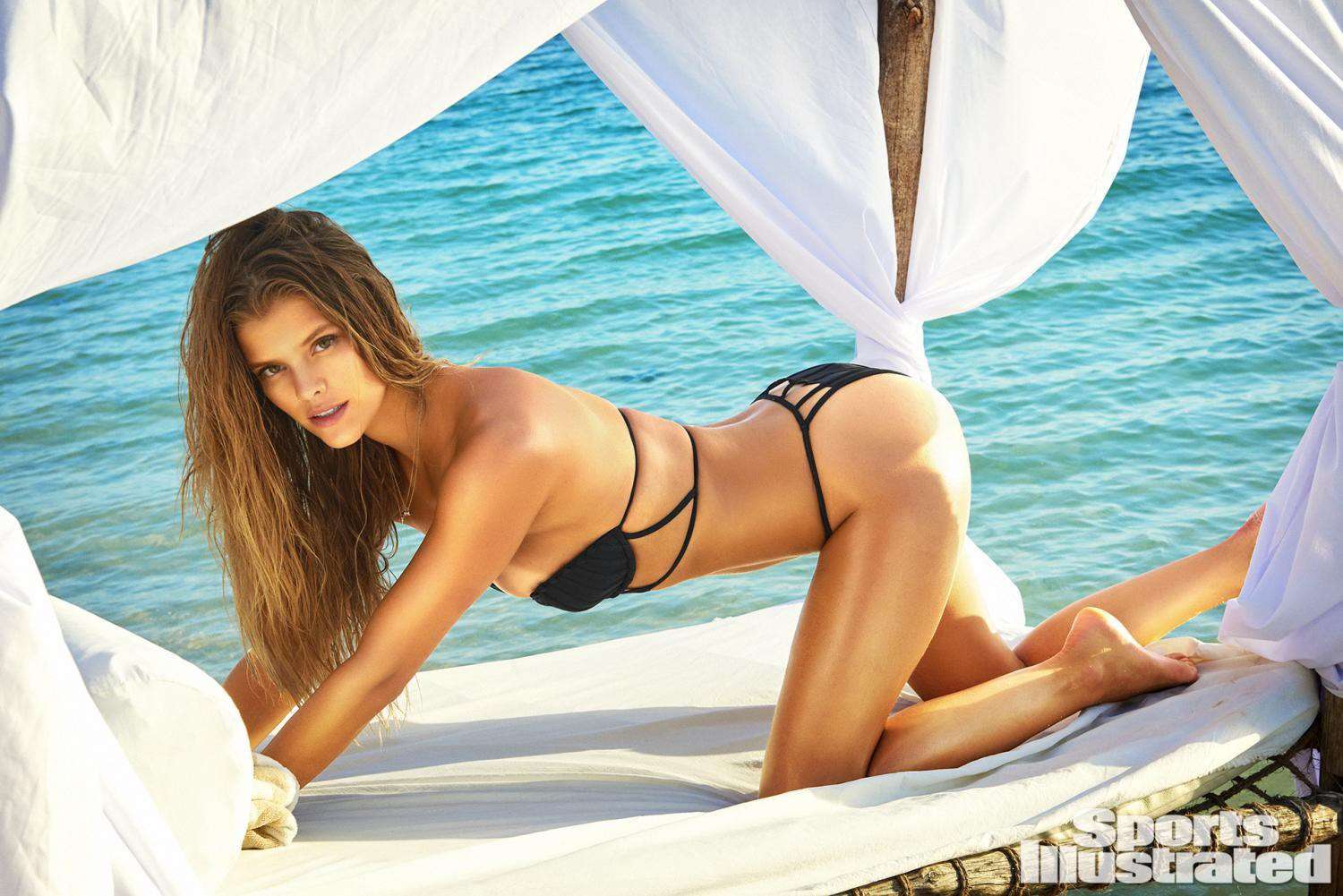 Nina Agdal for Sports Illustrated Swim 2016