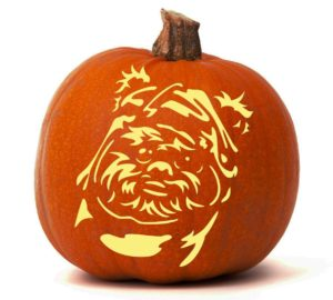 Free Star Wars Pumpkin Carving templates
