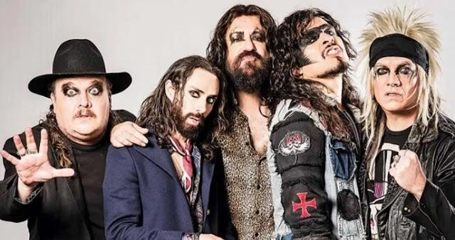 Moderatto es la primera banda que dará shows en formato ...