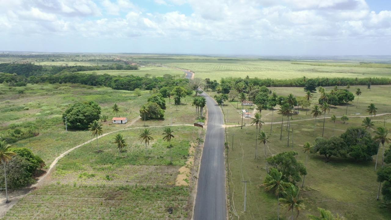 Prefeitura de Goiana abre principal trecho da Estrada do Cajueiro