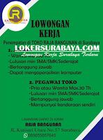 Lowongan Kerja Surabaya di Toko Raja Bangunan Agustus 2020