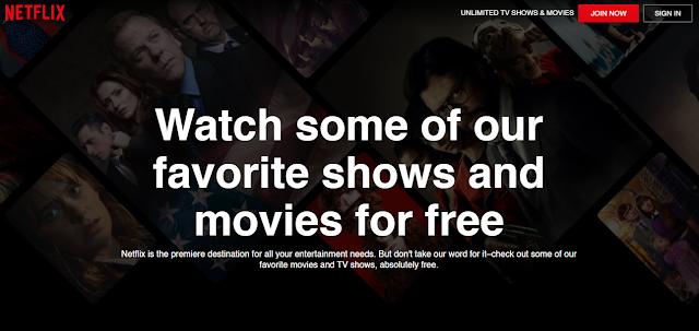 Beberapa Siri Dan Filem Original Netflix Boleh Ditonton Secara Percuma Walaupun Anda Belum Subcribe