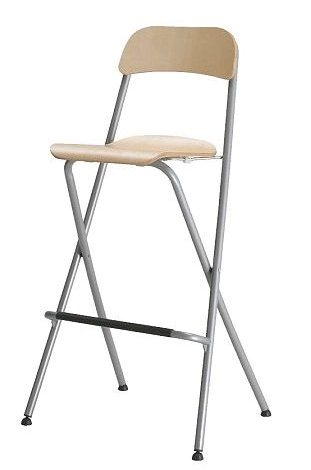 ikea high chair folding with umbrella holder seussing a bar stool into baby hackers photo com