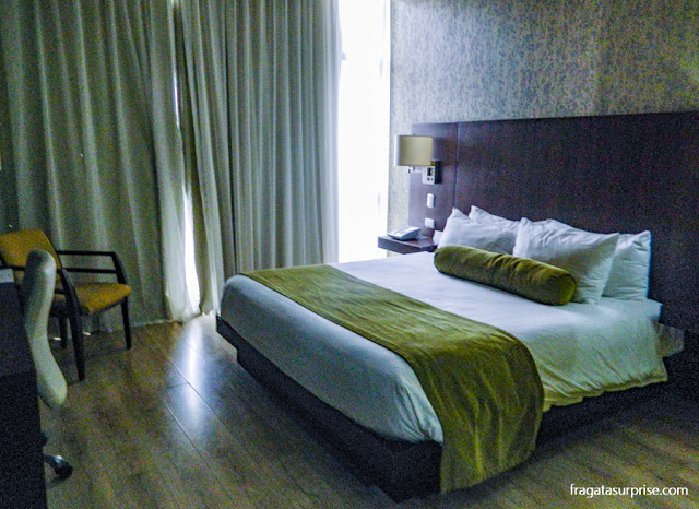 Quarto do Best Western Plus Panama Zen Hotel, Cidade do Panamá