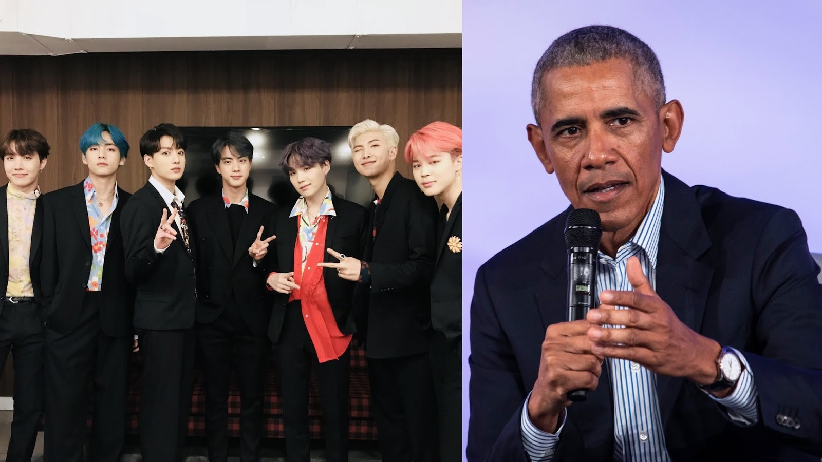 BTS Will Speech At The Same Event as Barack Obama, This is Korean Netizens Reaction