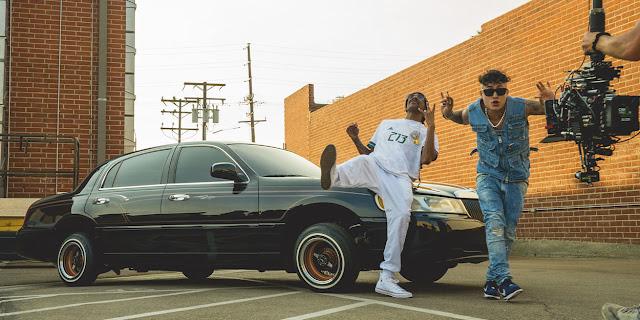 """Alemán y Snoop Dog se juntan para presentarnos el nuevo tema """"Mi Tío Snoop"""""""