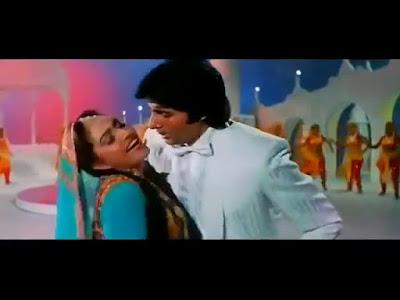 Kishore Kumar Log Kehte Hain Main Sharabi Hoon Lyrics - Asha Bhosale