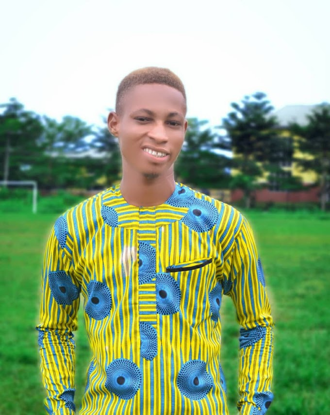 Emennu Godson(gospel artist and blogger)