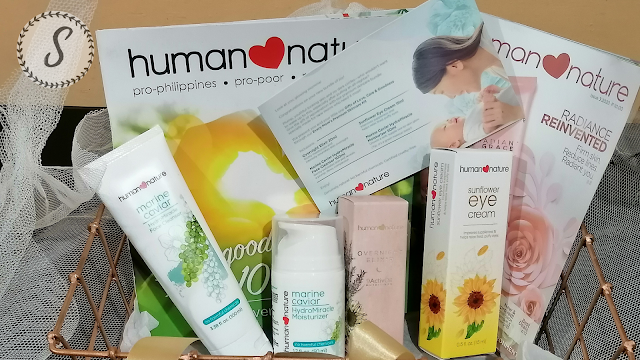 Human Nature - Every Mom's Premium Skincare Kit