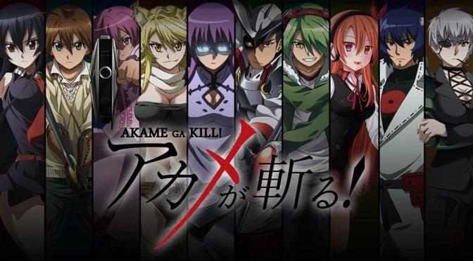Recenzie Anime - Akame ga Kill in romana