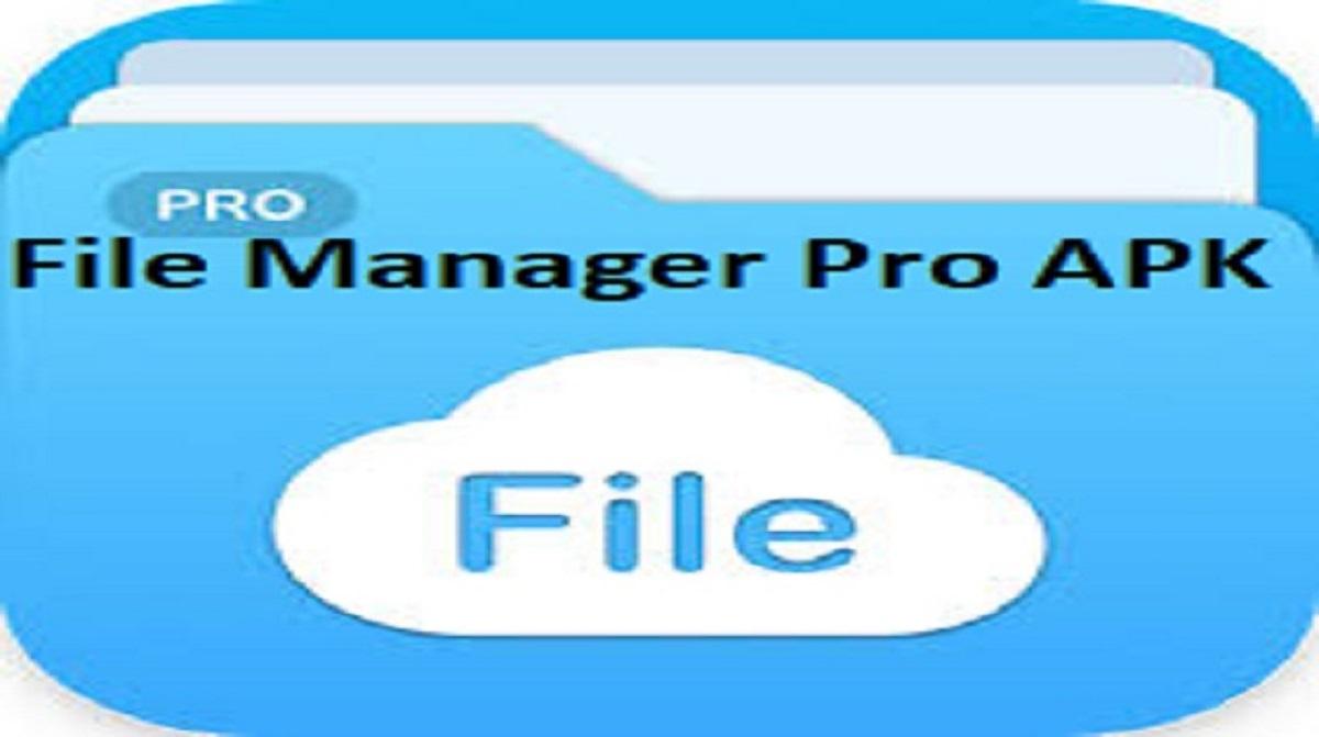 file manager pro Apk