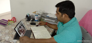 मिशन शिक्षण संवाद ने प्रारम्भ किया शिक्षकों के लिए वेबिनार | #NayaSabera