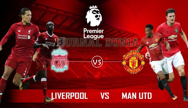 Prediksi Liverpool vs Manchester United , Minggu 17 Januari 2020 Pukul 23.30 WIB @NET TV @Mola TV