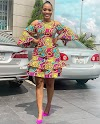 Classy Ankara Short flare Gowns 2021: Most wonderful styles to rock