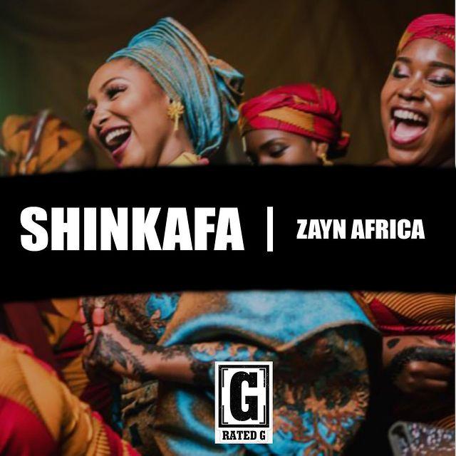MUSIC : ZAYNAFRICA - Shinkafa ( Rice )