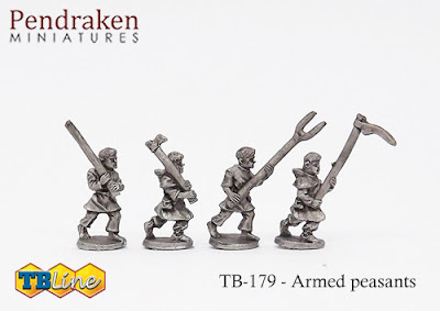 TB-179   Armed peasants