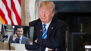 """قانون """"قيصر"""" على بعد توقيع من ترامب وفرض العقوبات على نظام الأسد واتباعه يلوح في الأفق"""