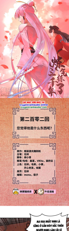 Ta Luyện Khí Ba Ngàn Năm Chương 202 - Vcomic.net