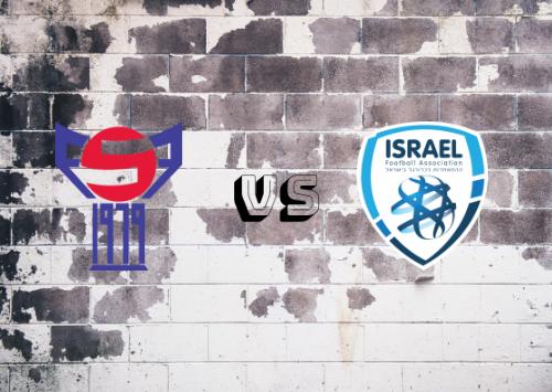 Islas Faroe vs Israel  Resumen