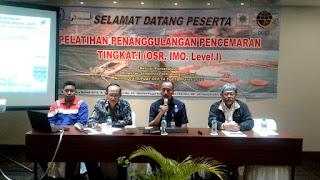 Pertamina Kejar Sertifikasi Sebagai Pengelola Terminal Yang Melaksanakan Penanggulangan Pencemaran Di Perairan