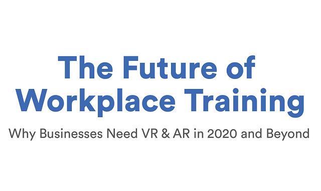 Training your staff via AR and VR