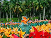 Mengeksplor Indahnya Taman Belangi Kota Aceh
