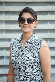 Telugu Television Actress Karuna Latest Pos In Denium Jeans  0050.JPG