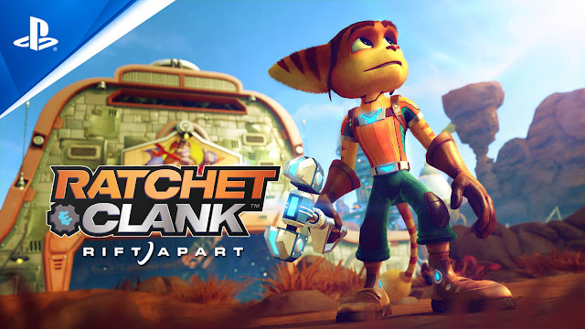 ratchet & clank rift apart ps5 exclusive no ps4 port insomniac games sony interactive entertainment 2020 third-person shooter perform