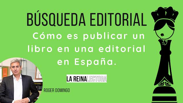 Cómo publicar libro editorial España