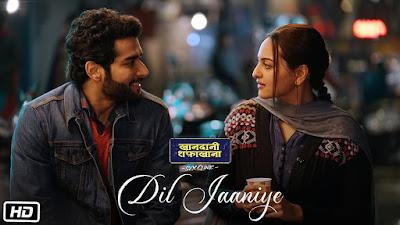 Dil Janniye Lyrics - Khandani Safakhana