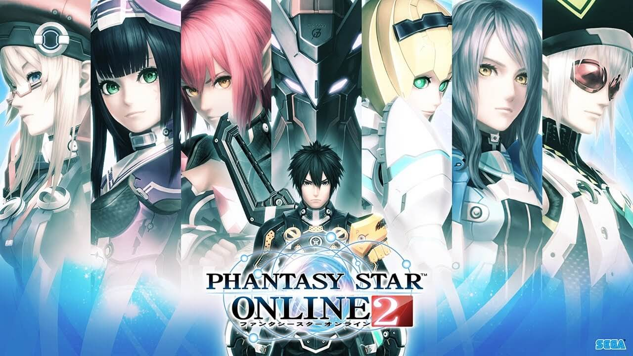 "Playstation 4 Edisi Khusus ""Phantasy Star Online 2"" Hadir Di Jepang"