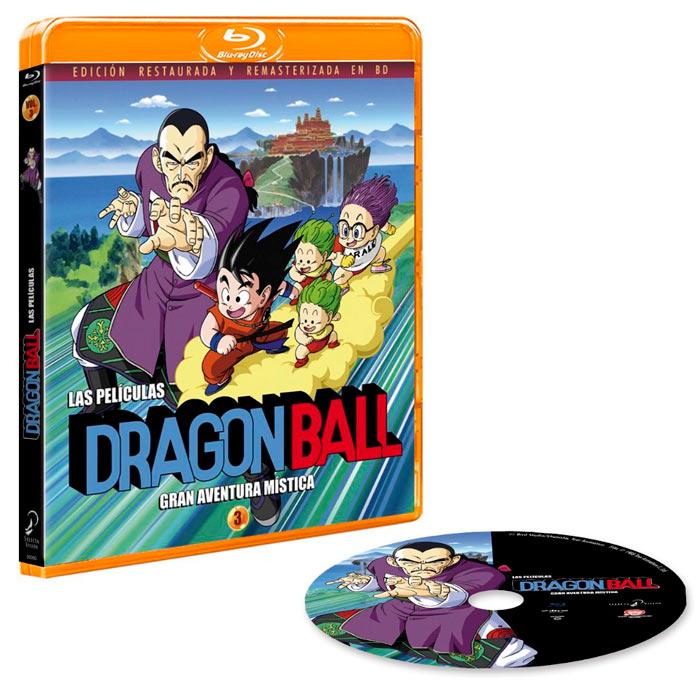 Dragon Ball: La película 3 - Selecta Visión