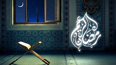 Berpisah Dengan Ramadhan