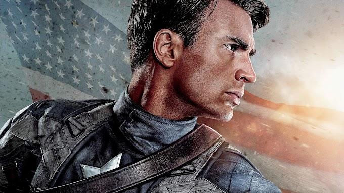 Plano de Fundo hd Capitão América