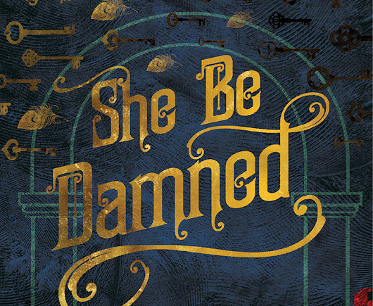 Book Blog Tour: She Be Damned by M.J.TJIA