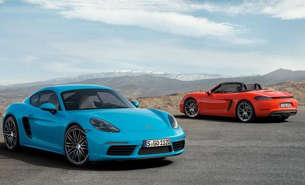 Porsche 718 Cayman Argentina