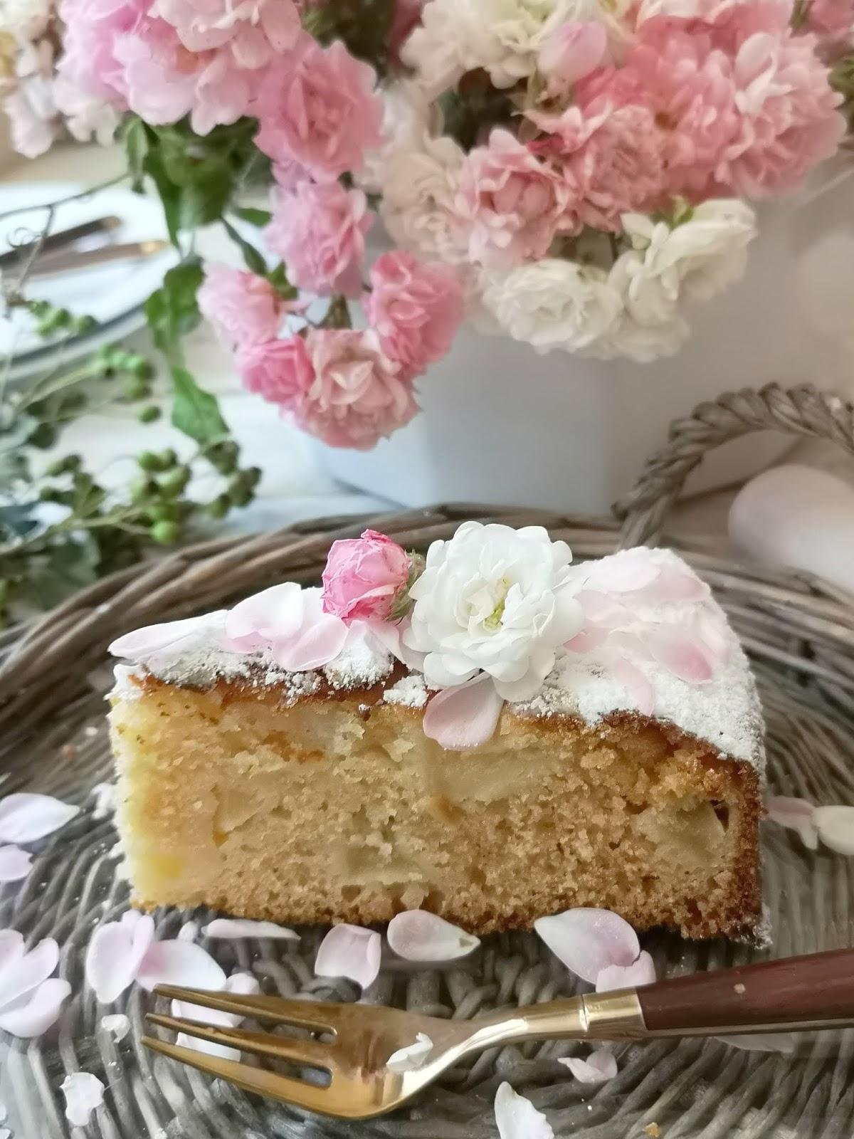 torta alle rose