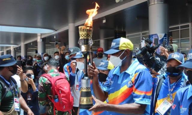 Kadkis Matdoan Sebut Obor Api PON XX Papua Terinspirasi oleh Alat Musik Tifa.lelemuku.com.jpg