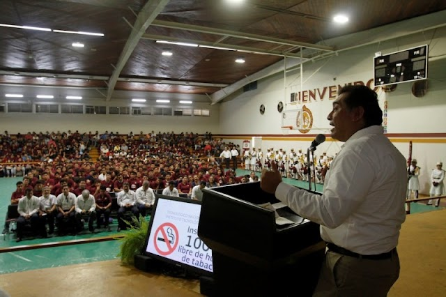 Inicia el ciclo escolar en el Tecnológico de Mérida